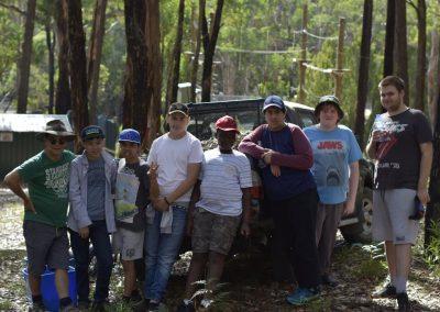 Boy's Camp