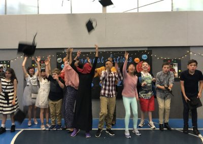 Grade Six Graduation 2017