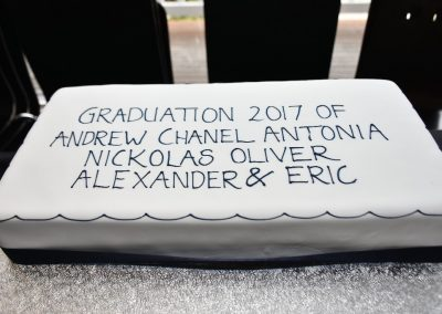 Year 12 Graduation 2017