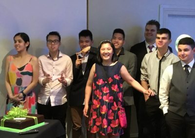 Year 12 Graduation 2018